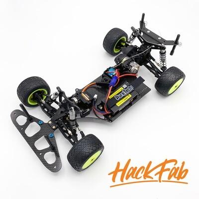 Losi Mini-T 2.0 Late Model Oval chassis conversion kit V2