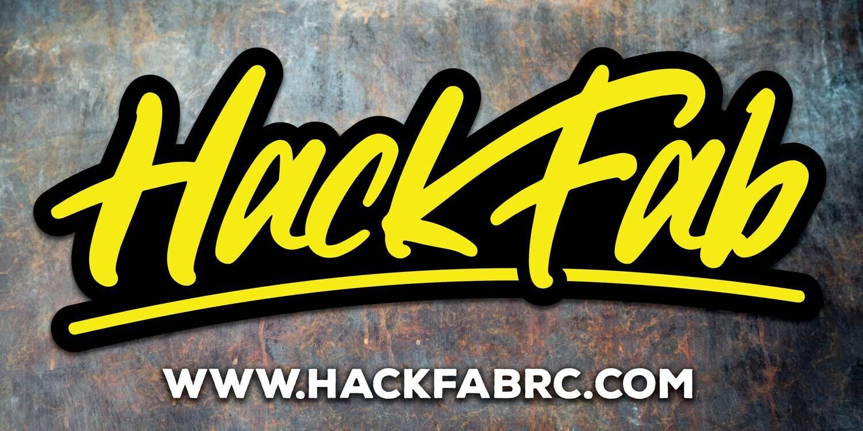 2x4' HackFab Vinyl Banner