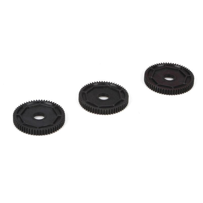 Spur Gear Set: Mini 8IGHT