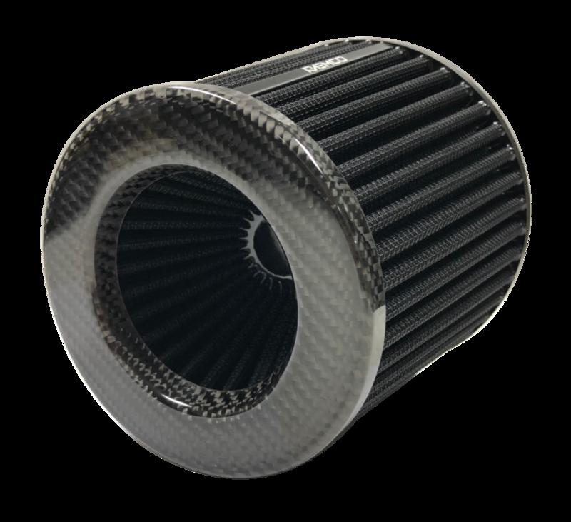 RAEMCO  CARBON AIR FILTER กรองอากาศรถยนต์ แบบซักล้างได้ ปากทางเข้า 3