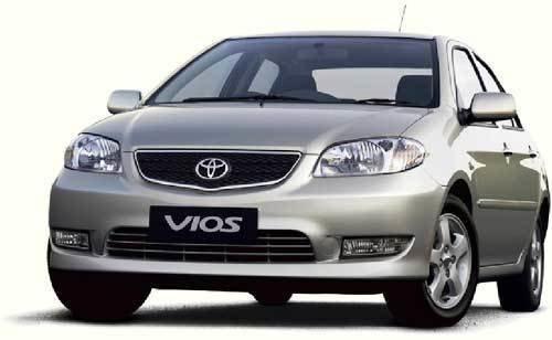 RAEMCO กรองอากาศรถยนต์ แบบซักล้างได้ สำหรับ TOYOTA VIOS 2003 / TOYOTA AL50 / MITSUBISHI MIRAGE