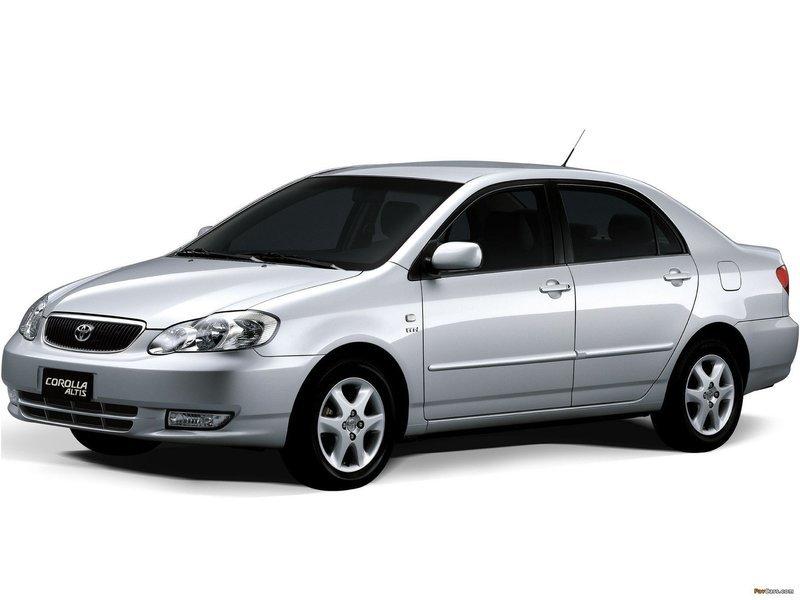 RAEMCO กรองอากาศรถยนต์ แบบซักล้างได้ สำหรับ TOYOTA ALTIS (Y2008) 1.8-2.0L /ALTIS (Y2001) 1.6L