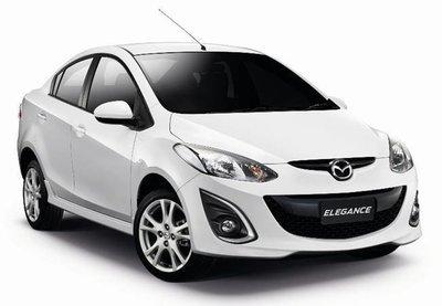 RAEMCO กรองอากาศรถยนต์ แบบซักล้างได้ สำหรับ MAZDA2 ELEGANCE - HATCHBACK / MAZDA3 1.6L (BL) / MAZDA3 1.6L (BK)