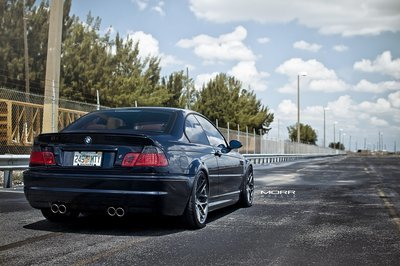 RAEMCO กรองอากาศรถยนต์ แบบซักล้างได้ สำหรับ BMW E46 M3 L6