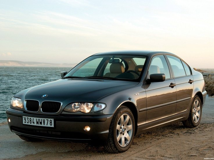 RAEMCO กรองอากาศรถยนต์ แบบซักล้างได้ สำหรับ BMW E46 1.8L/2.0L
