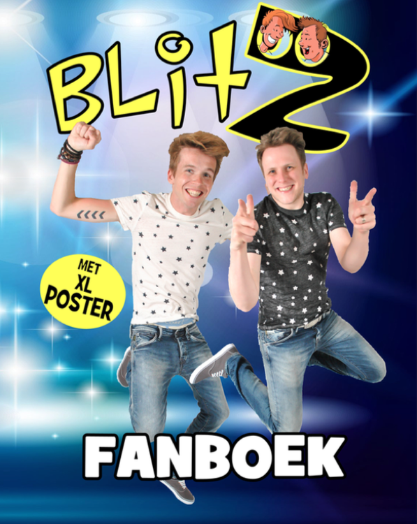 BlitZ fanboek