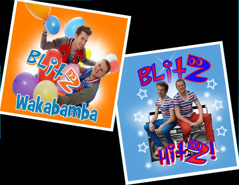 CD BlitZ wakabamba + BlitZ HitZ