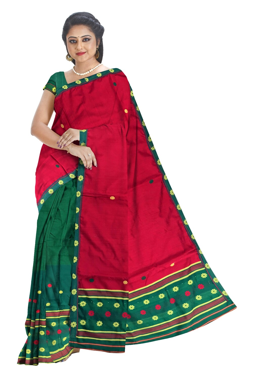 Ready To Wear Bua Mekhela Sador