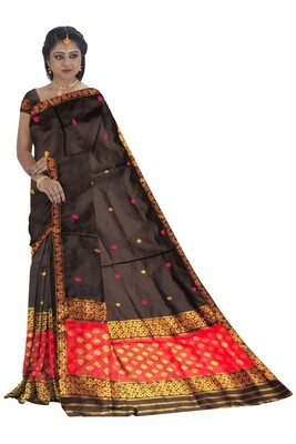 Poly Pat Mekhela Sador (Ready to wear)