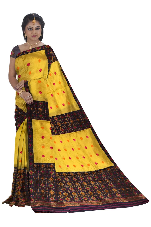 Poly Pat Mekhela Sador (Ready to wear)