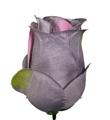 Ruusu-kukkapää, harmaa