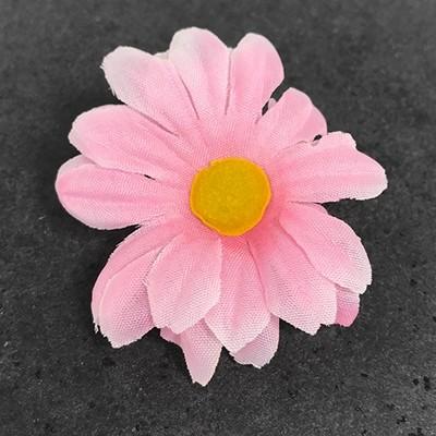 Päivänkakkara-kukkapää, vaaleanpunainen