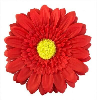 Gerbera-kukkapää, punainen