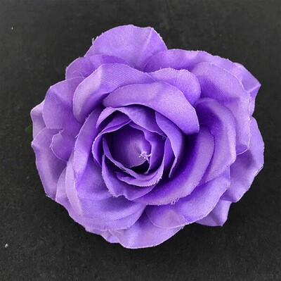 Ruusu-kukkapää, violetti