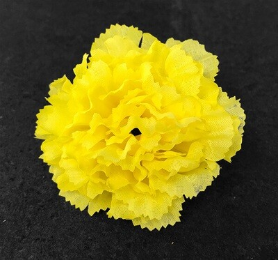 Neilikka-kukkapää, keltainen