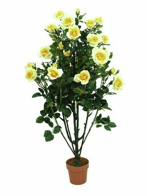 Ruusupensas keltainen 140cm
