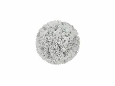 Lumihuurteinen tekohavupallo Ø15cm