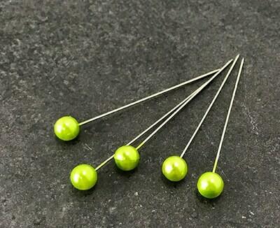 Helmipiikki 5kpl, vihreä