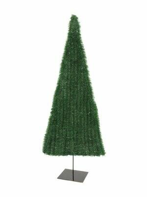 Litteä kuusi 120cm, tumman vihreä