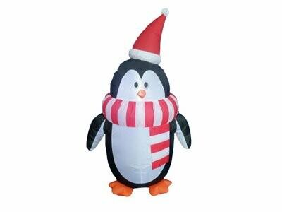 Ilmatäytteinen pingviini 120cm