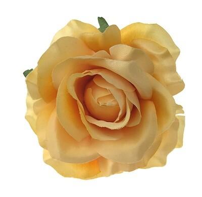 Ruusu-kukkapää, vaaleankeltainen