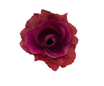 Ruusu-kukkapää, viininpunainen