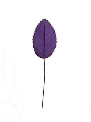 Koristelehti askarteluun 10kpl, violetti
