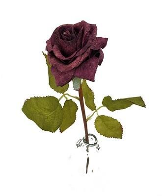 Ruusu (korkkia), viininpunainen
