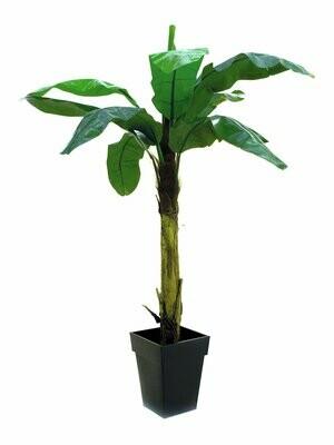 Banaanipuu tekokasvi 210cm