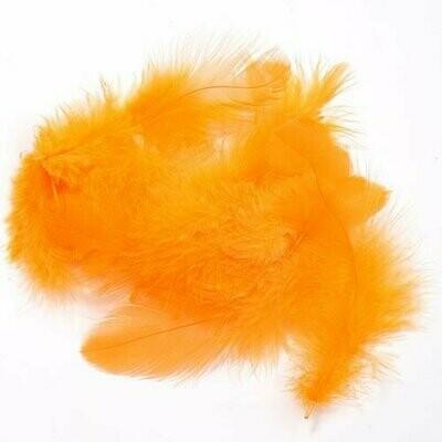 Oranssit höyhenet