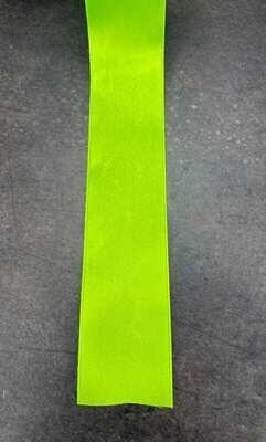 Satiininauha 3,8cm apple green 10m