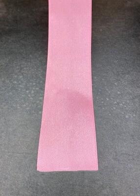 Satiininauha 3,8cm vaaleanpunainen 10m
