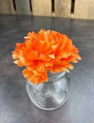 Neilikka kukkapää, oranssi