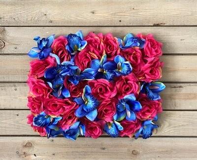Upea kukkaseinäke DIY