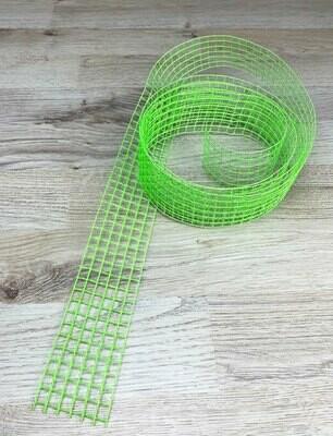 Ristikkonauha 3m, vihreä