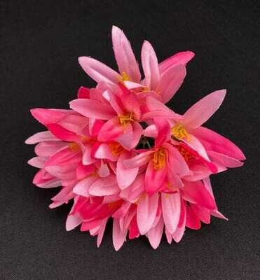 Sinisarja kukkaosa, vaaleanpunainen