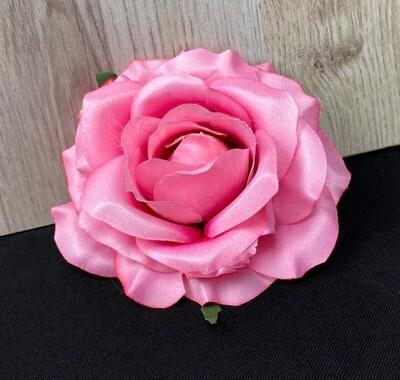 Ruusu kukkaosa, pinkki