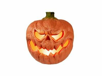 Halloween-kurpitsa 18cm