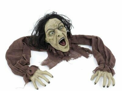 Kauhu zombie 55cm - HALLOWEEN