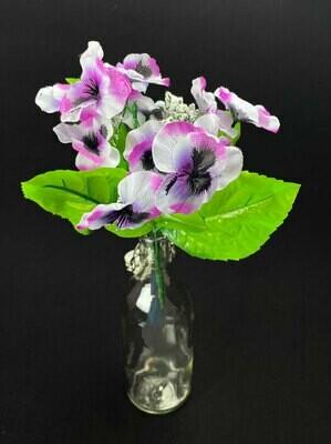 Orvokkikimppu, laventeli/violetti