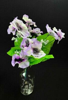 Orvokkikimppu, vaalean violetti