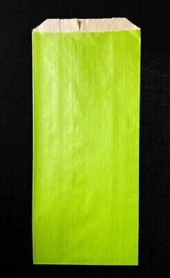 Paperipussi kirkkaan vihreä 25kpl