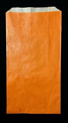 ISO paperipussi oranssi 10kpl