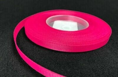 Grosgrain nauha 0,65cm/5m, pinkki