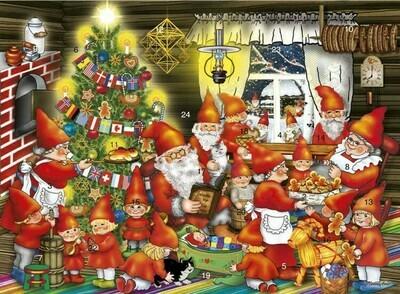 Joulukalenteri, Marleena Ansio
