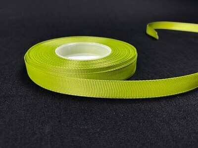 Grosgrain nauha 1,2cm/5m, oliivin vihreä