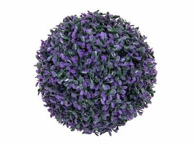 Ruohopallo, vihreä/violetti 22cm