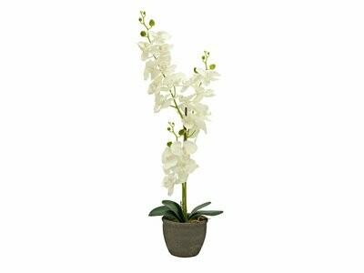 Orkidea tekokasvi ruukussa 80cm
