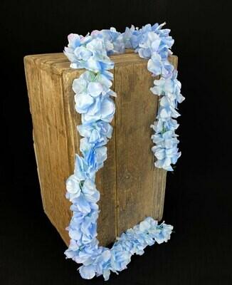 Hortensia tekokukkaköynnös 1,7m, vaaleansininen