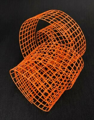 Oranssi ristikkonauha 3m